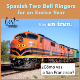 Spanish Two Bell Ringers for an Entire Year