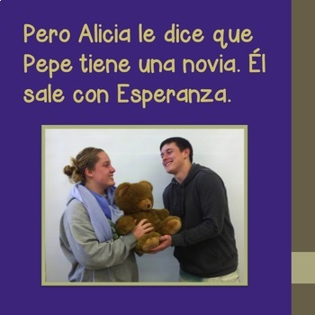 Spanish Two TPR Stories and Comprehensible Input Bundle