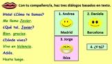 Spanish Unit 1 Lesson 1 Introductions & pronunciation tips