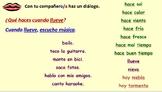 Spanish Unit 2 Lesson 3 Weather & seasons - free time