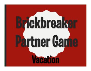 Spanish Vacation Brickbreaker Game