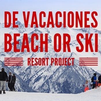 Spanish Vacation Project