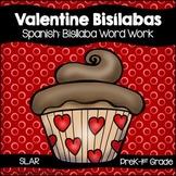 Spanish: Valentine Bisilaba Stations