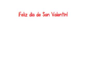 Spanish Valentine Card Crossword Puzzle