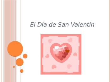 Spanish Valentine's Day Fun