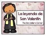 Spanish Valentine's Day Story - La leyenda de San Valentín