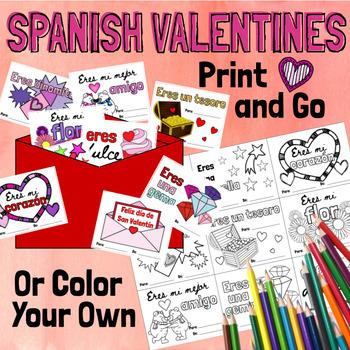 Spanish Valentines