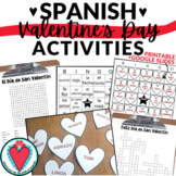 Spanish Valentine's Day Games and Activities
