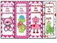 Valentine's Day Bookmarks- English and Spanish Freebie