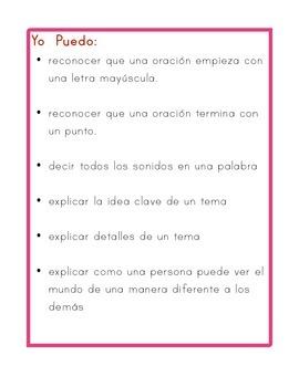 Spanish Valentine's Day Activity - Cut Up Sentences