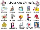 Spanish Valentine's Day Unit!  (El Dia de San Valentin) (20 pages)