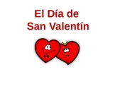 Spanish Valentine's Day - Vocab, Song, Cards, Bingo and More!