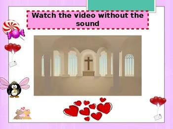 Spanish Valentine's day, el día de San Valentin : interactive activities