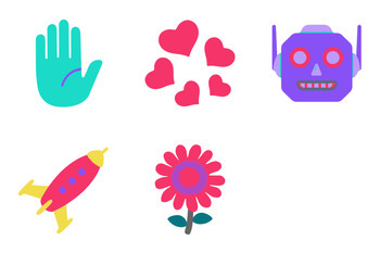 Free Vector Icons for Lessons & Activities - SVG & PNG