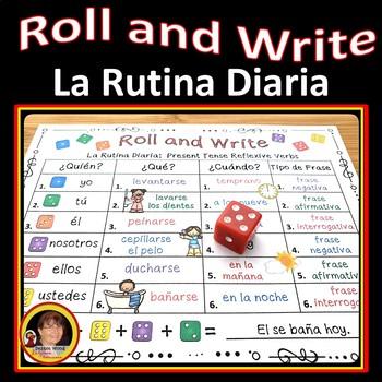 Spanish Daily Routines