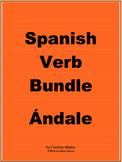 Spanish Verb Bundle Ándale