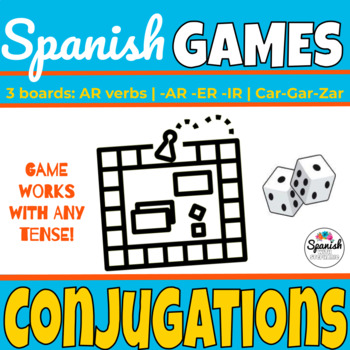 Spanish Verb Conjugation Game
