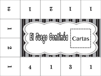 Spanish Irregular Verbs Activity for Groups (Version 1)