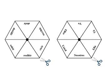 Spanish IR Verbs Practice Activity (Pairs or Groups)