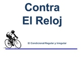 Spanish Conditional (Regular & Irreg.) Verb Form Writing Activity, Powerpoint