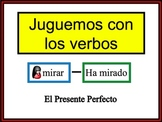 Spanish Present Perfect Writing Activity, Powerpoint