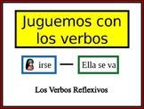 Spanish Reflexive Verbs Writing Activity, Powerpoint