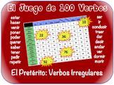 Spanish  Irregular Preterite Writing Activity (Powerpoint)