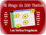 Spanish Irregular Verbs Writing Activity (Powerpoint)