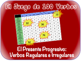 Spanish Present Progressive Writing Activity (Powerpoint)