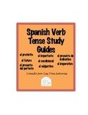 Spanish Verb Tenses Study Guides