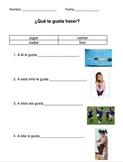 Spanish Verbs Quiz