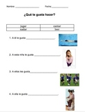 Spanish Verbs Quiz