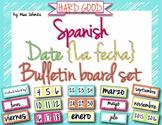 Spanish Date {La Fecha} Bulletin Board Set {HARD GOOD}