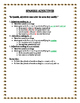 Spanish Verbs and Adjectives Handout