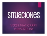 Spanish Verbs that Carry Prepositions Situations