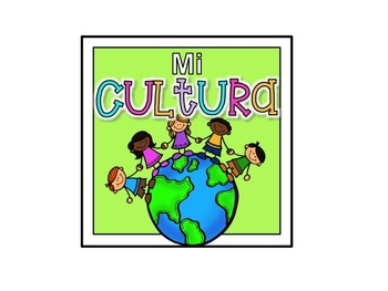 Spanish Version of our My Culture Unit