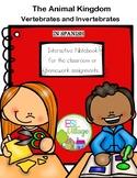In Spanish | Science Interactive Notebook  | Vertebrates {Vertebrados}