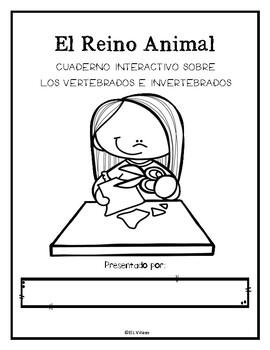 in spanish science interactive notebook vertebrates. Black Bedroom Furniture Sets. Home Design Ideas