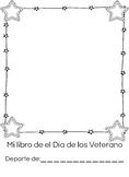 Spanish Veteran's Day Book Cover