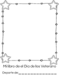 Spanish Veteran's Day Book Cover