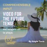 Spanish Future Tense Video