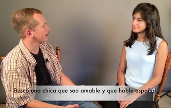 Spanish Subjunctive, las cláusulas adjetivales Video