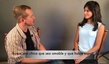 Spanish Videos for Comprehensible Input Bundle
