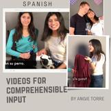 Spanish Videos for Comprehensible Input Bundle