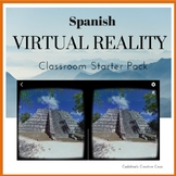 Spanish Virtual Reality Set-up Guide and Bundle of Activities