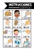 Spanish Visual Direction Posters - Posters de instruccione