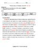 Spanish Vocab Quiz: Realidades 3 Chapter 6B