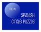 Spanish Vocabulary Activity Bundle:  Foods