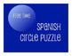 Spanish Vocabulary Activity Bundle:  Free Time