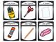 Spanish Vocabulary Card Games BUNDLE